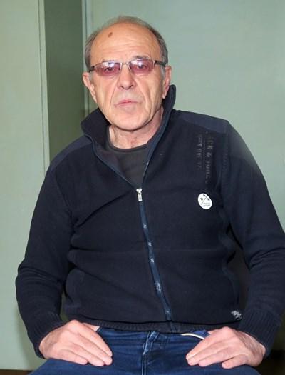 prof Nicola Yanev